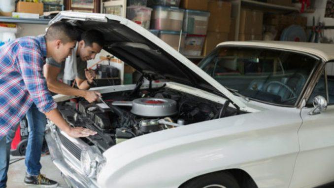 réparation auto à domicile