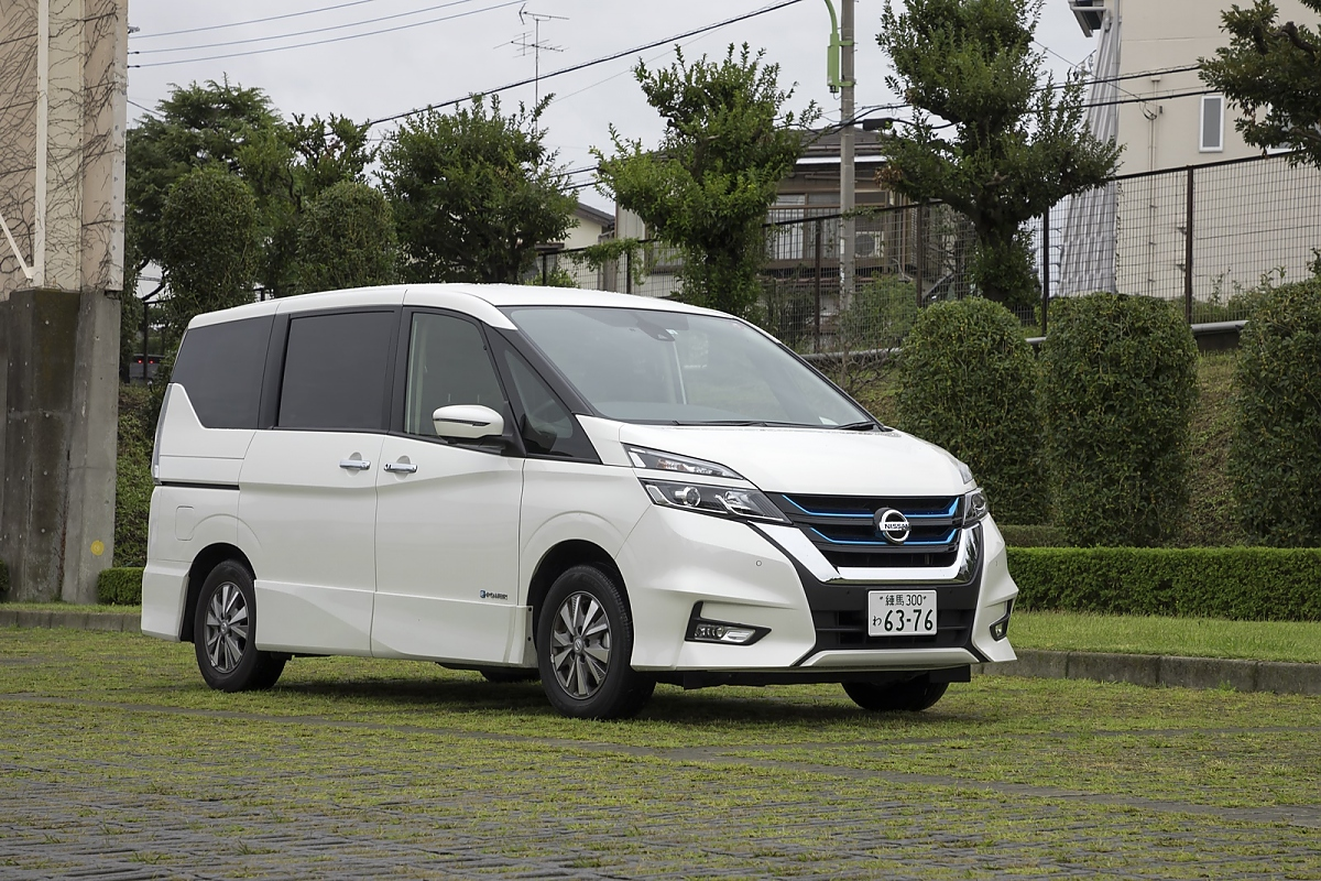 Nissan Serena e-Power: Selbstbewusster Japan-Van