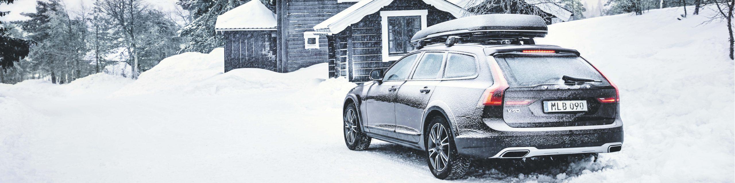 Volvo_V90_Schnee