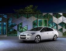 La berline 100 électrique de Renault : la Fluence ZE