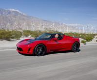 La Tesla Roadster, une voiture électrique mythique