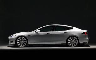 Le design de la Tesla Model S