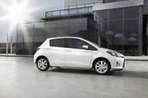 La Toyota Yaris Hybride sera commercialisée en France et en Europe