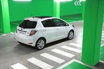 La Toyota Yaris Hybride offre un silence exceptionnels au volant