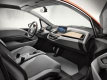 BMW i3 coupé : l'interieur se rapproche de la version de série