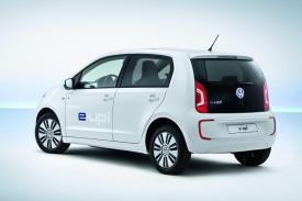 La Volkswagen e-UP dispose d'une autonomie de 150 km