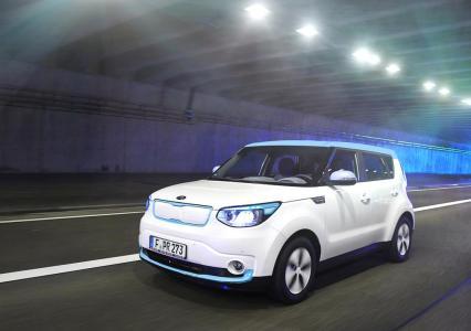 La vitesse maximale du KIA Soul EV est de 145 km/h