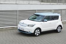 Le KIA Soul EV possède une autonomie de 200 km