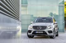 Mercedes-Benz GLE, W 166, face lift 2015