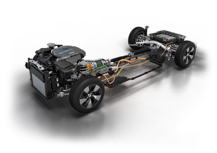 Deux roues motrices pour la BMW 330e