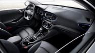 Hyundai Ioniq : vue intérieure