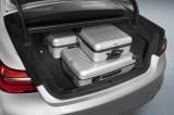 BMW 740e iPerformance - Le coffre