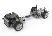 BMW 740e iPerformance - Schema de la motorisation