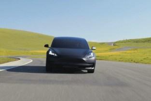 Premier essai vidéo de la Tesla Model 3