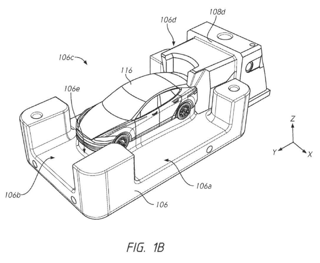 Tesla : un robot révolutionnaire pour assembler la Model Y