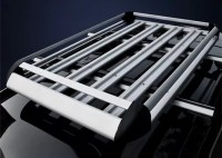 Double Layer Universal Auto Roof Racks , Aluminium Alloy ...