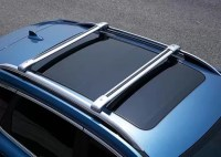 Whisper Universal Auto Roof Racks , Crocodile Style Roof ...