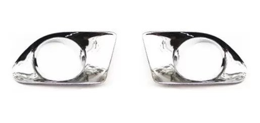 ABS Chrome Fog Lamp Covers For Lexus RX270 / RX350 / RX450