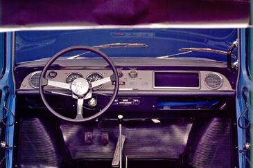 RENAULT R8 GORDINI 19641970  RETRO