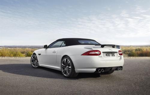 Jaguar XKR S Cabriolet