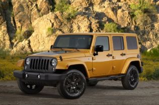 Report: 2018 Jeep Wrangler to Use Eight-Speed Auto