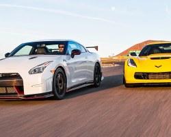 2015 Chevrolet Corvette Z06 vs. 2015 Nissan GT-R Nismo! – Head 2 Head Ep. 62
