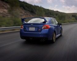 2015 Subaru WRX STI Sights & Sounds – Beauty, Exhaust, Fly-by