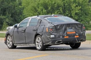 "Report: Next Chevrolet Malibu to have ""Dramatic"" Design"