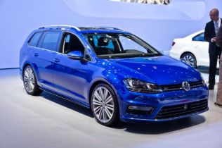 AWD Confirmed for Volkswagen Golf Wagon, Expected to Outsell Hatchback