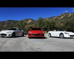 FRS (GT86, BRZ) vs RX8 vs S2000 Review – Everyday Driver