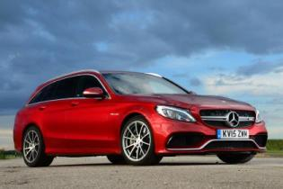 Four cars, 2,000bhp, four minutes: Mercedes-AMG track test video