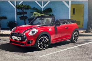2016 Mini Convertible is More Spacious, More Practical Than Before