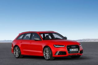 Audi RS 7, RS 6 Performance Variants Boosted to 605 HP
