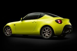 Toyota S-FR Sports Car Concept Among Tokyo Auto Show Debuts