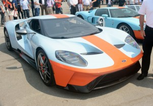2019 Ford GT Heritage Edition wears famous Gulf Oil livery, 2020 GT will too