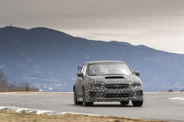 2020 Cadillac Ct5 Revealed 2019 Subaru Wrx Sti S209 Driven Fisker