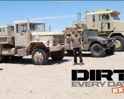 How to Buy a Government Surplus Army Truck or Humvee  – Dirt Every Day Extra