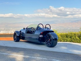 First drive review: The 2020 Vanderhall Edison 2 commands attention