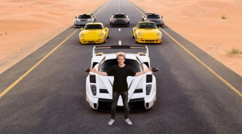 Gemballa founder's son starts supercar company