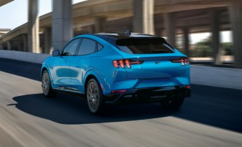 Report: Ford Mustang Mach-E electric SUV still on schedule for fall arrival