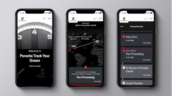 Now you can watch your Porsche 911 being built…remotely