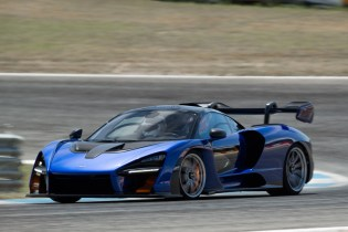 This is probably McLaren's BC03 (Sabre) supercar