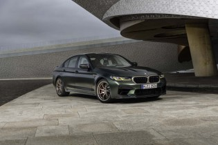 Preview: 2022 BMW M5 CS arrives with 627 horsepower and 230 pounds of weight savings