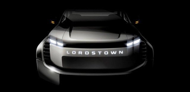 Teaser for 2021 Lordstown Endurance