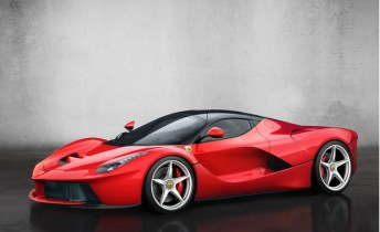 Ferrari LaFerrari successor spy shots: Le Mans Hypercar in the works?