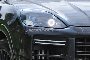 2023 Porsche Cayenne Coupe spy shots and video: Major changes pegged for mid-cycle refresh