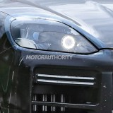 2023 Porsche Cayenne Coupe spy shots: Major changes pegged for mid-cycle refresh