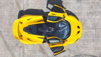 First customer McLaren P1 is for sale