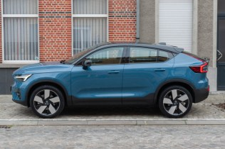 First drive review: 2022 Volvo C40 Recharge trades function for style