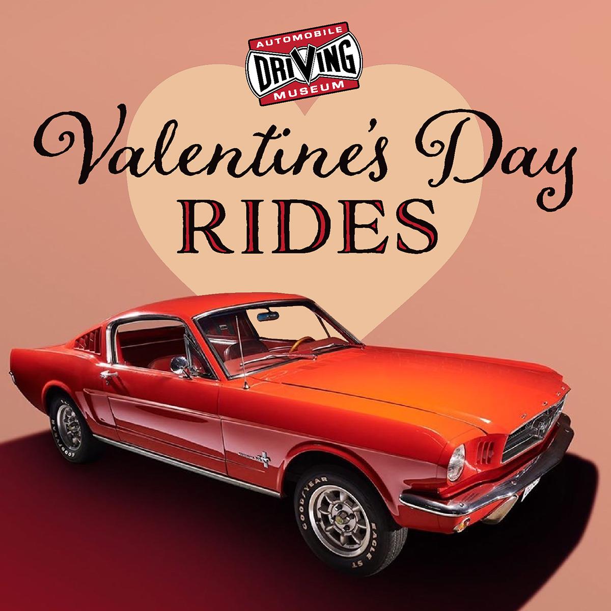 Valentine Day rides